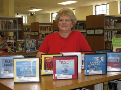Board Trustee Barbara Baumgarner