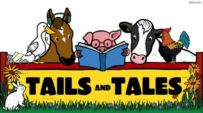 2021 Tails and Tales Summer Reading Sign-up